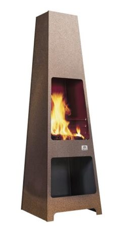 Jotul Loke Corten Patio Heater 50053330