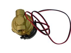 Jabsco 12v Dc Water Circulating Htg Pump 1/2 Inch