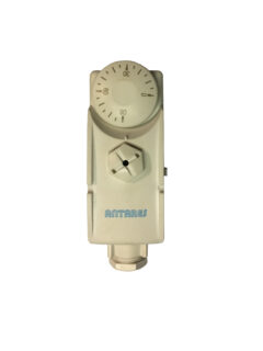 Antares Contact Pipe Thermostat With Control Knob