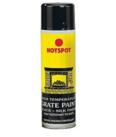 Hotspot High Temp Grate Paint Silk 450ml Aerosol