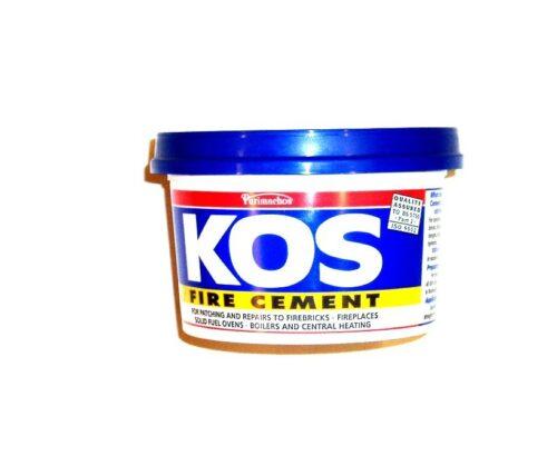 Fire Cement 500g Natural (kos) Tub