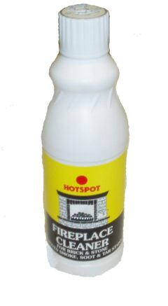 Hotspot Fireplace Cleaner 500ml Bottle