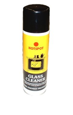 Hotspot Glass Cleaner Aerosol 320ml