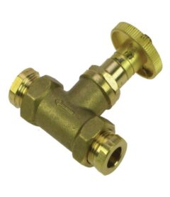 "An 101f 3/8"" X 10mm Hand Wheel Fire Valve"
