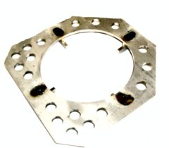 Bubble B1c Solid Fuel Grate Support Assy