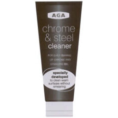 200ml AGA RAYBURN CHROME & STEEL CLEANER