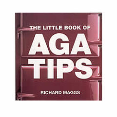 Aga Little Book Of Aga Tips Red W1532