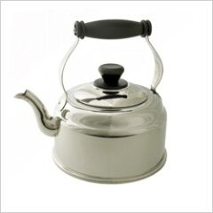 Aga Stainless Steel Classic Kettle W2470