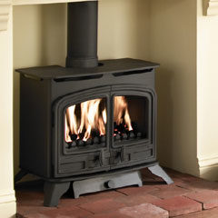 Aarrow Sherborne Small Multifuel Stove 6 Kw