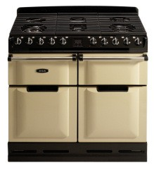 Aga Masterchef 2 Ng Hob Std Cooker Cream