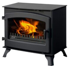 Aga Shawbury Smoke Exempt Charcoal Wood Stove