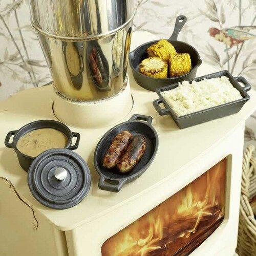 VALIANT NOMAD PORTABLE CHARCOAL PICNIC BBQ SET