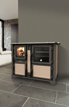 Thermorossi Bosky Chef F Fiori Cooker Only In Beige