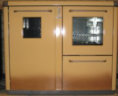 Bosky F30 Cooker In Caramel