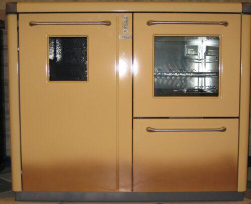 Bosky F30 Cooker In Caramel