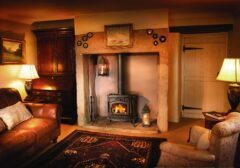 Broseley Winchester Gas Stove (logs) Std Remote