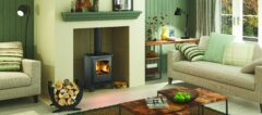 Broseley Hereford 5 Se 5kw M/f Stove