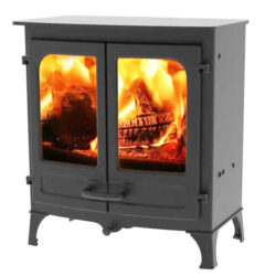 CHARNWOOD ISLAND 2 ALL NEW MATT BLACK -009/ISL02-BP