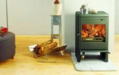 Dovre 350 Clean Burn Wood Stove