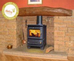 Dunsley Yorkshire Stove Dry M/f Brass Handles