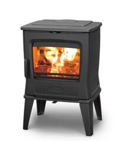 Dovre Tai 35, Matt Black Stove, Woodburning DV-TAI35-W