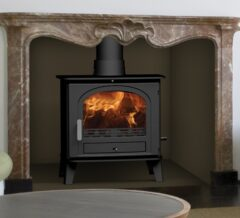 Hunter Eco 6 Flat Top Multi Fuel Stove