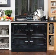 Esse 990d Multifuel Range Cooker With Boiler