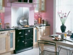 ESSE COOKER  ELECTRIC JET BLACK (EC)