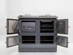 ESSE COOKER 990 ELX  ELECTRIC  BLACK