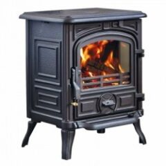 Franco Belge Belfort 1340411 Wood 4.5 Kw Stove Cast Black