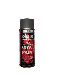 Firebelly Paint 400ml Aerosol Pewter