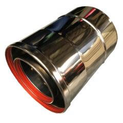 GAZCO 200MM STRAIGHT (EFFECTIVE LENGTH 140MM) 8527