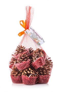 HOT POTATO PINECONE FIRELIGHTERS NET OF 15