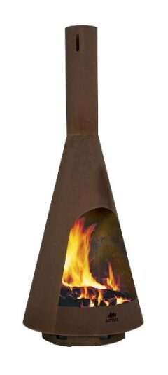 Jotul Froya Corten Patio Heater 50053294