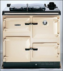 Rayburn 400k Oil Cookmaster Classic Cooker Cream