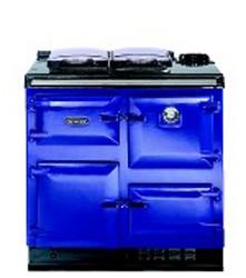 Rayburn 480k Oil C/h Heatranger Pewter