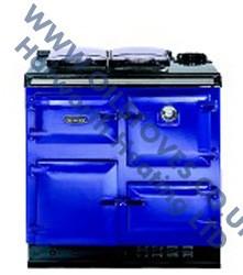 Rayburn 499k Oil C/h Heatranger Classic Pewter