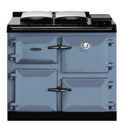 Rayburn 680k C/f Oil C/h Cooker In Dartmouth Blue