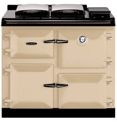 Rayburn 699k C/f Oil C/h Cooker In Cream
