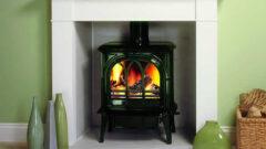 Stovax Huntingdon 35  Woodburning With Tracery Door
