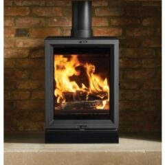 Stovax View 5t (tall), Multi Fuel Stove Stove