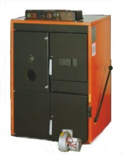 Thermorossi Terna S27 Boffin 7/87 D/fuel Boiler