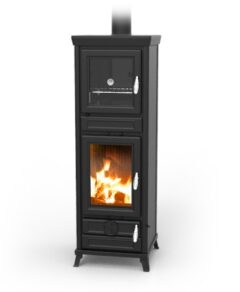 Thermorossi Anna Easy Wood Stove With Oven Only Part Code:WANNAEASY