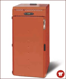 thermorossi ecotherm compact 32 wood pellet boiler