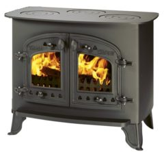 Villager A Flat Wood Series 2-14kw Stove