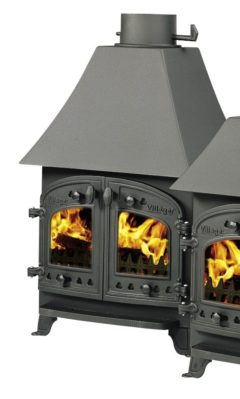Villager Bh Wood Series 2 8 Kw Stove
