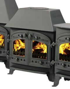 Villager Bl Wood Series 2 8 Kw Stove