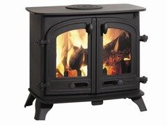 Yeoman Exe F/t Wood 2 Door Stove