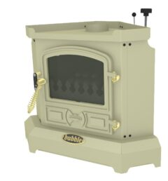 BUBBLE BC1-3/1 BUBBLE CORNER 4KW OIL BOILER STOVE ALMOND