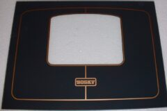 Thermorossi Bosky Main Oven Door Glass